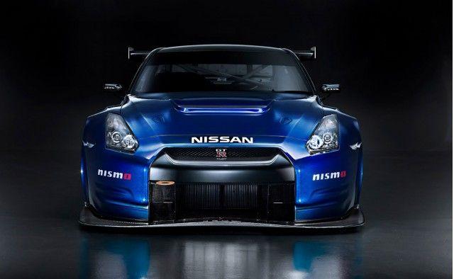 2012 Nissan GT R Nismo GT3