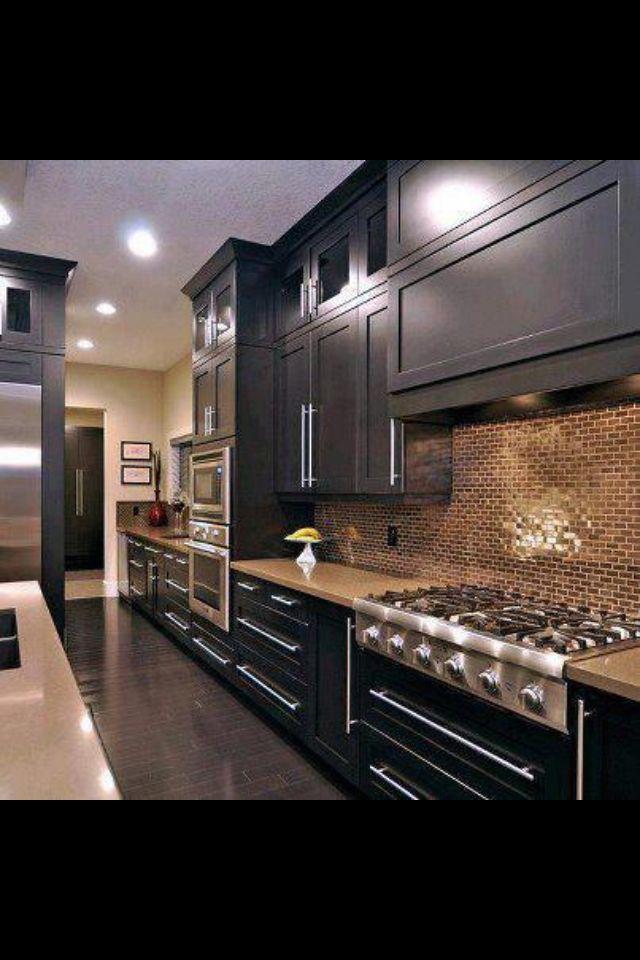 my dream kitchen architecture and more in 2019 galley kitchen rh pinterest com
