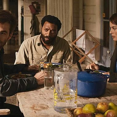 Movies: Chiwetel Ejiofor is in a love triangle with the last woman on Earth in Z for Zachariah