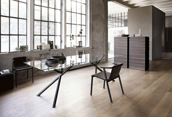 Ein Hauch Exotik Mobel Aus Bambus Mit Bildern Esstisch Mit Glasplatte Wohnen Esstisch Modern