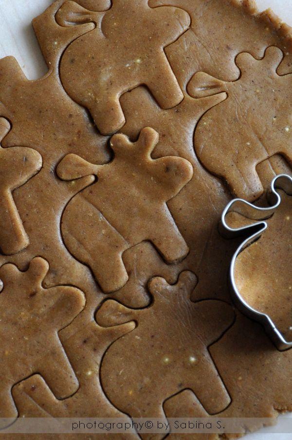 "Due bionde in cucina: Biscotti svedesi allo zenzero ""Pepparkakor"""
