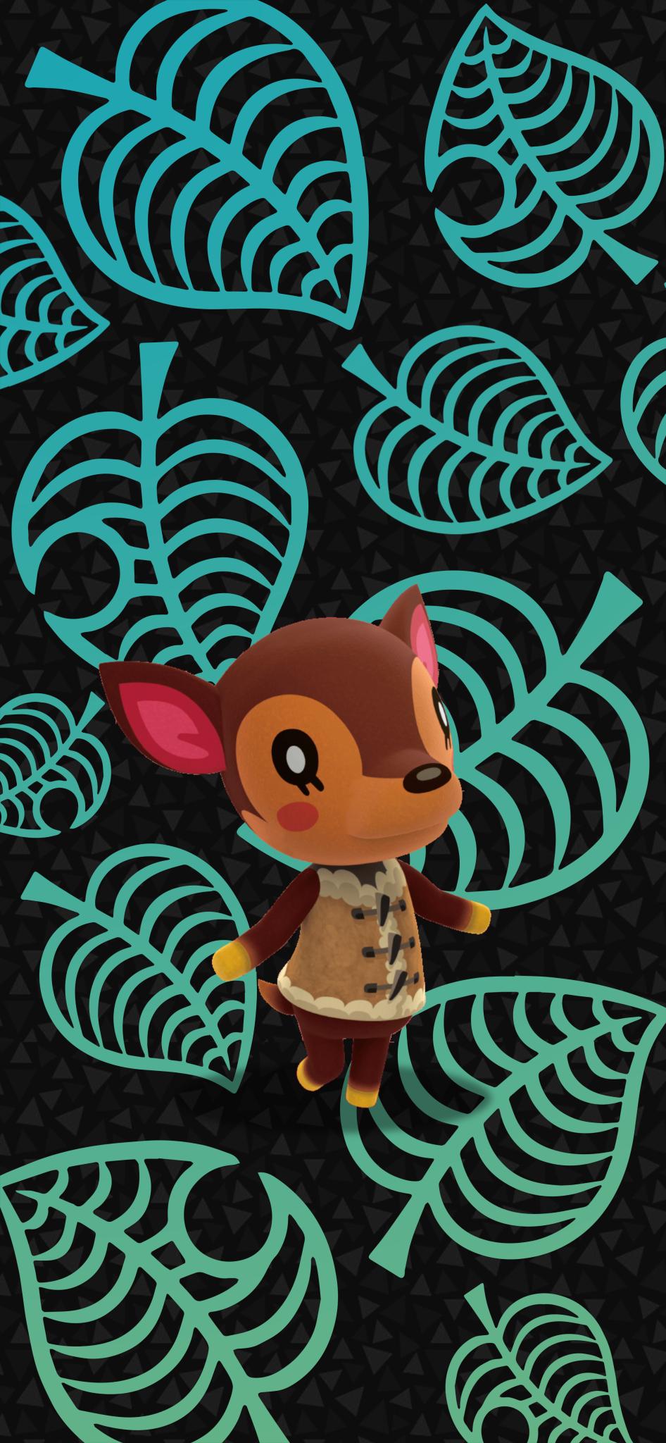 Pin On Animal Crossing Love Animal Crossing Animal Crossing Characters Phone Wallpaper