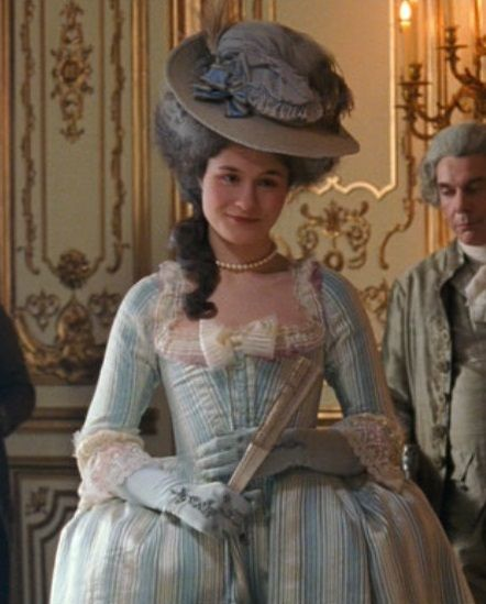 e506346f1039 Mary Nighy as Princesse de Lamballe in Marie Antoinette | French ...