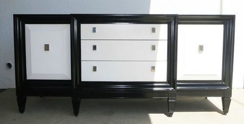 Best Ralph Lauren Home Collection 3 Drawer Black And White 640 x 480