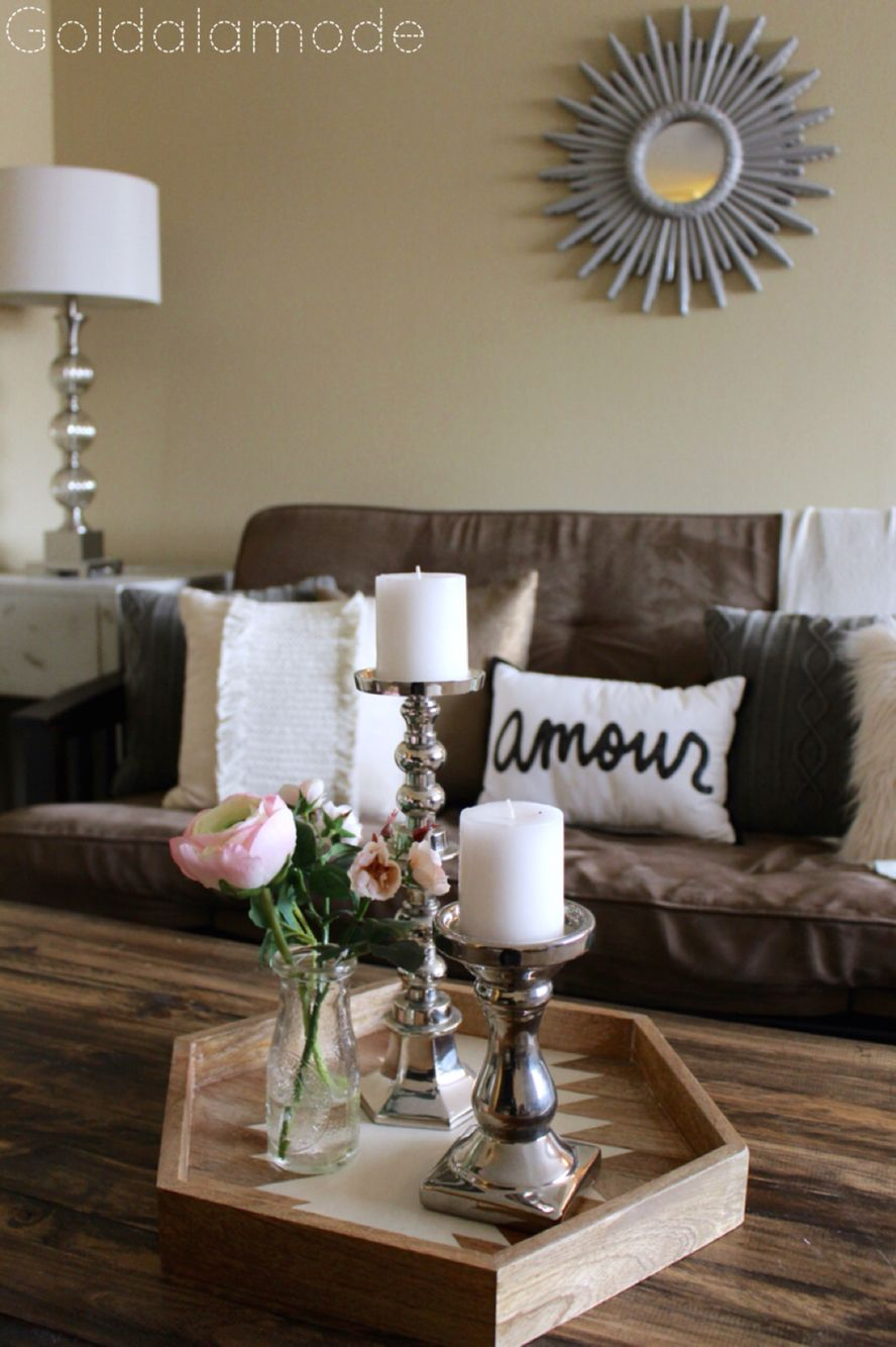 pinterest home decor living room%0A Decorating       Tips and Tricks for a Pinterest Worthy First Place  on a  Budget