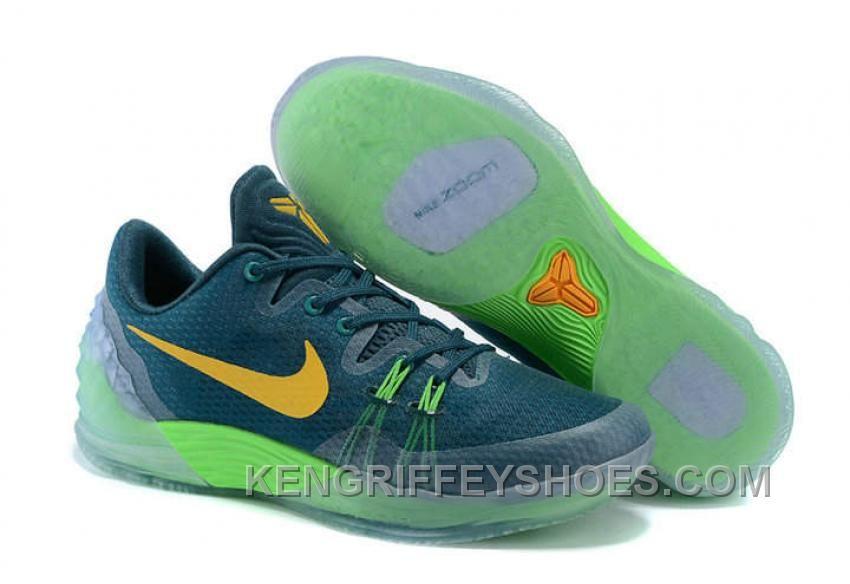Buy Discount Cheap Nike Zoom Kobe Venomenon 5 Radiant Emerald Laser Orange Green Strike Super Deals from Reliable Discount Cheap Nike Zoom Kobe Venomenon 5