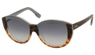 By Fendi Sun 5261 Collection Havana N Grey Sunglasses Fendi. $280.99