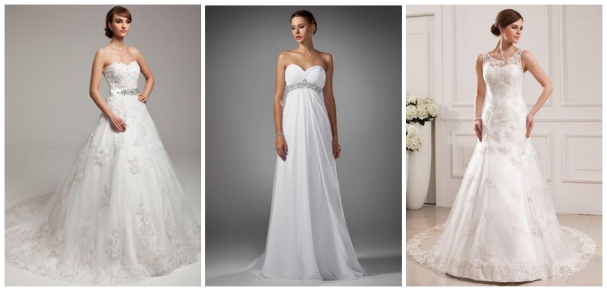 Elegant Wedding Dresses for Under 300 Check more at http://svesty ...