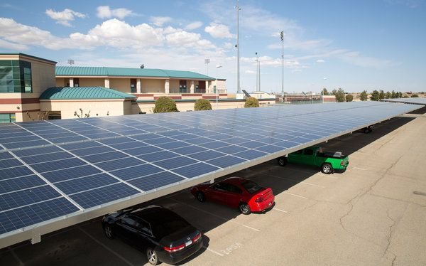 lancaster calif mayor focuses on solar power architecture rh pinterest com solar power on a roof