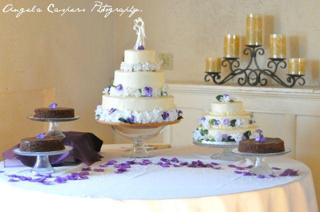Gluten Free Wedding Cake – Carrot Cake with Cream Cheese Icing