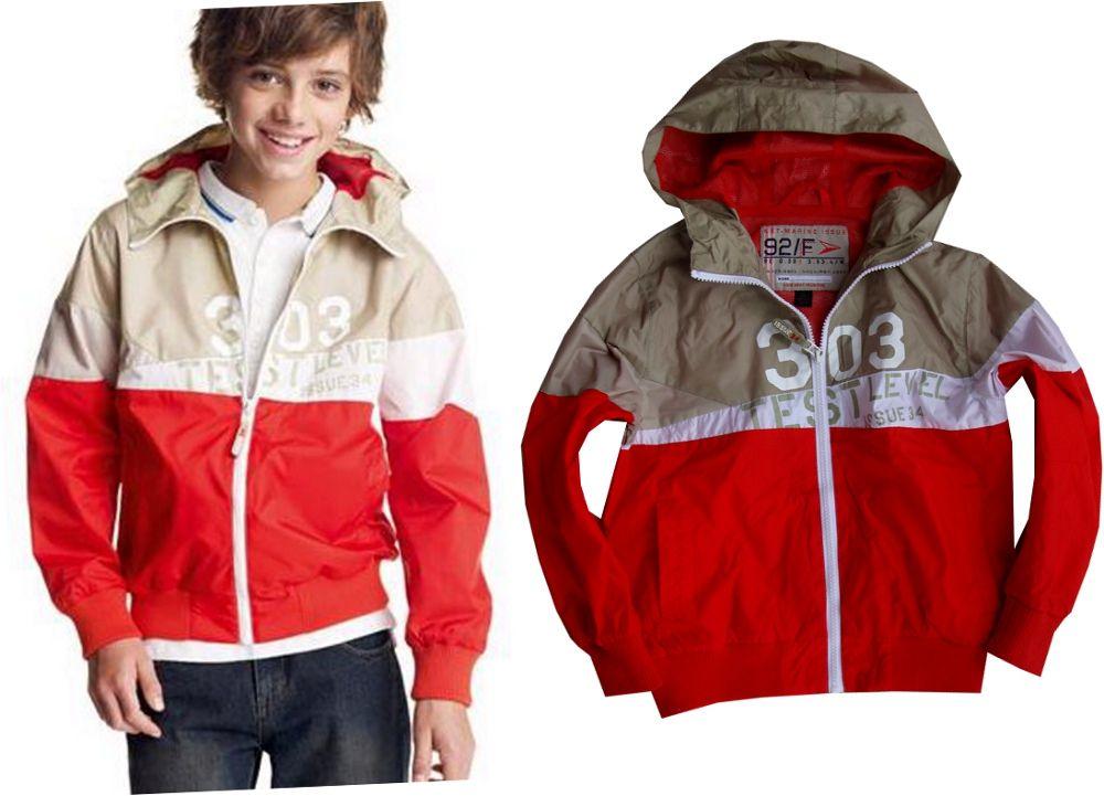 Next 11 Kurtka Wiosenna Nie Przemakal Rozm 122 4065615590 Oficjalne Archiwum Allegro Rain Jacket Jackets Windbreaker