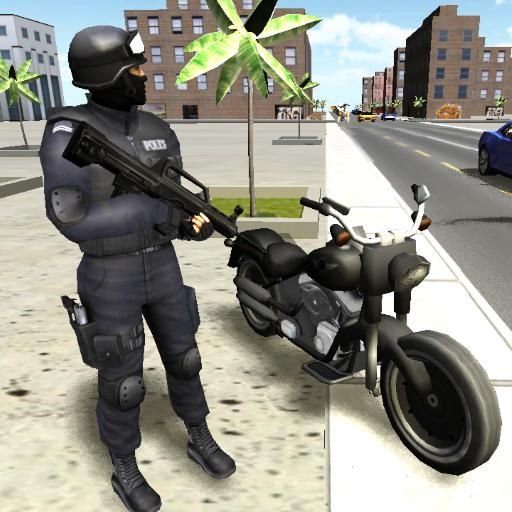 Moto Fighter 3D Game - Free Offline Download