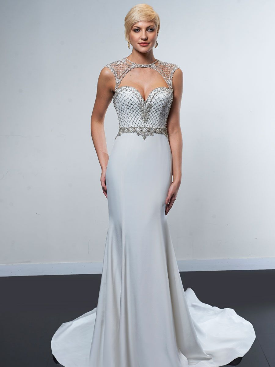 Victor harper couture wedding dresses f gowns pinterest