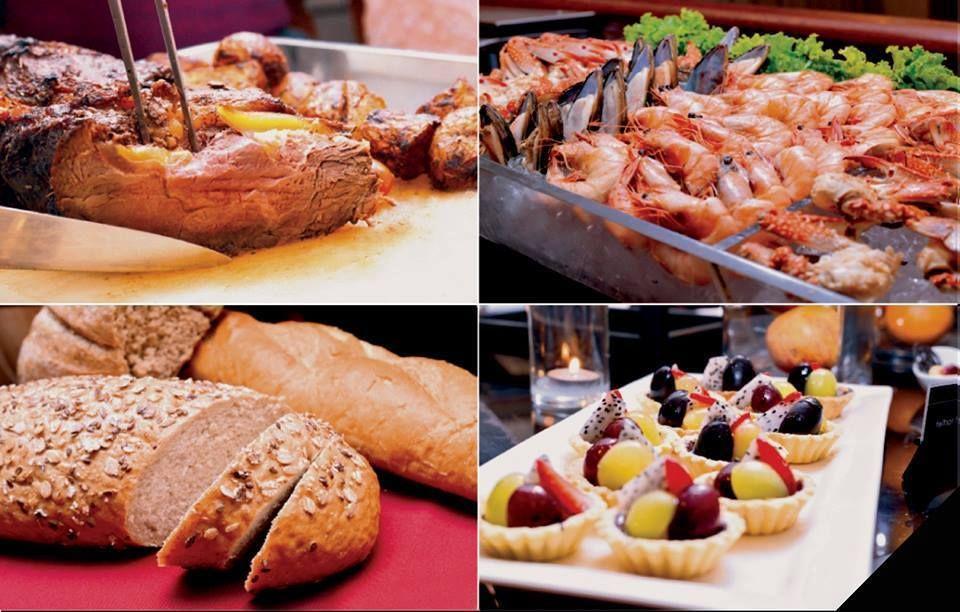 enjoy our taste of luxury international buffet dinner renaissance rh pinterest com