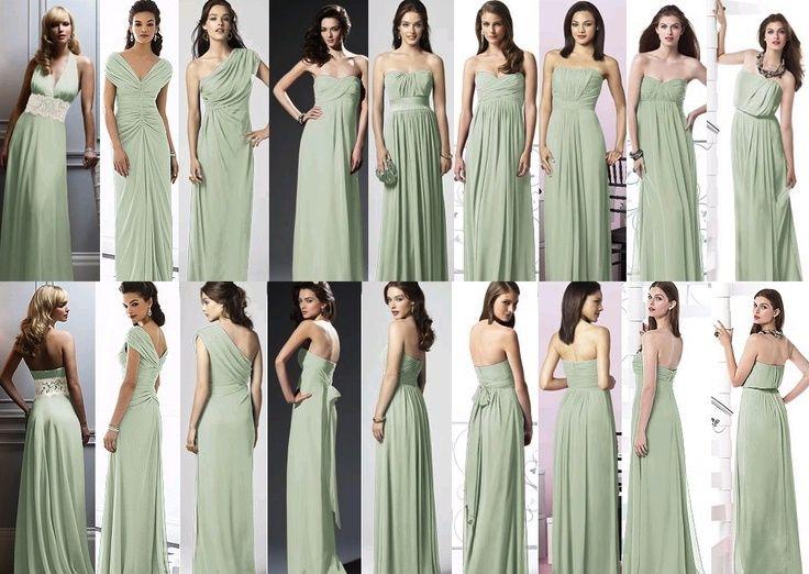 1000  images about Bridesmaid dresses on Pinterest  Mauve ...