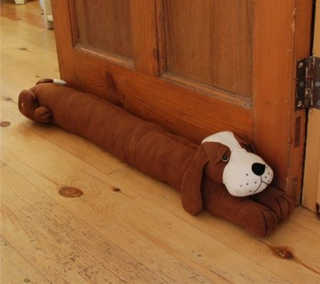 draft excluder www.sidestreetstyle.com | Manualidades | Pinterest ...