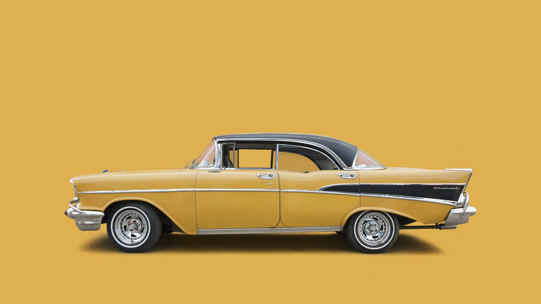 Cuban 1957 Chevrolet Bel Air