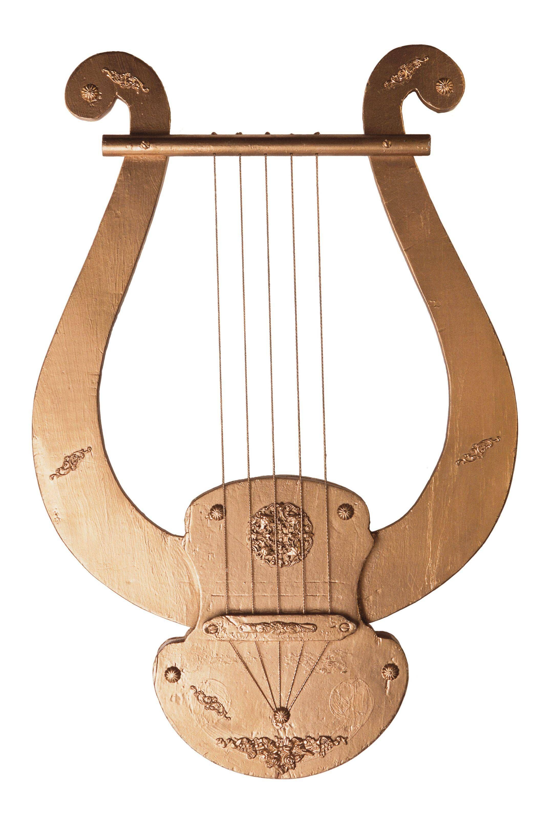Une lyre mode pinterest mode - Photo d instrument de musique ...