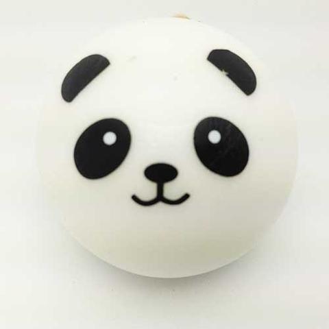 Kawaii Squishies - Panda Bun - Small