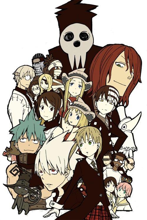 Soul Eater Anime Soul Soul Eater Anime