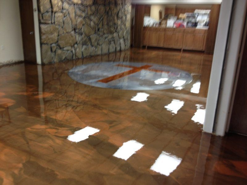 Epoxy Flooring Gallery Glossy Floors Garage Pinterest Epoxy