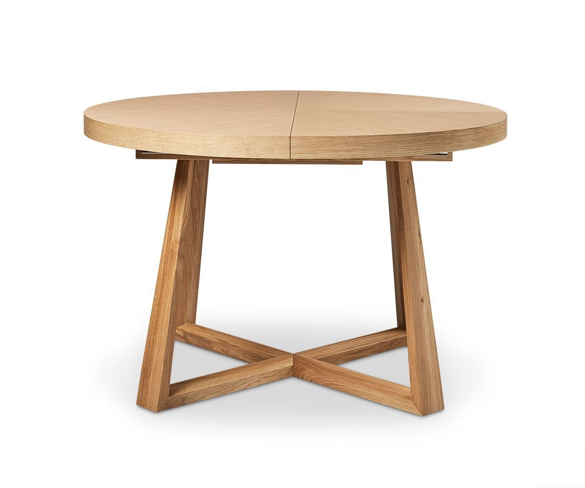 oliver round extension dining table kitchen remodel pinterest rh pinterest com
