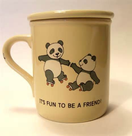 Coffee. Friendship.