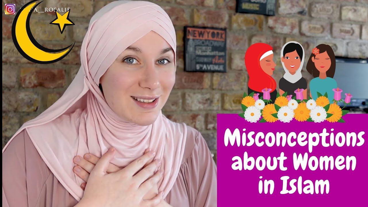 Misconceptions about Women in Islam ☪️ | Aisha Rosalie 🧕