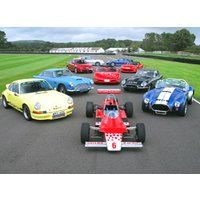 Classics & Single Seater at Goodwood from Experience Frenzy