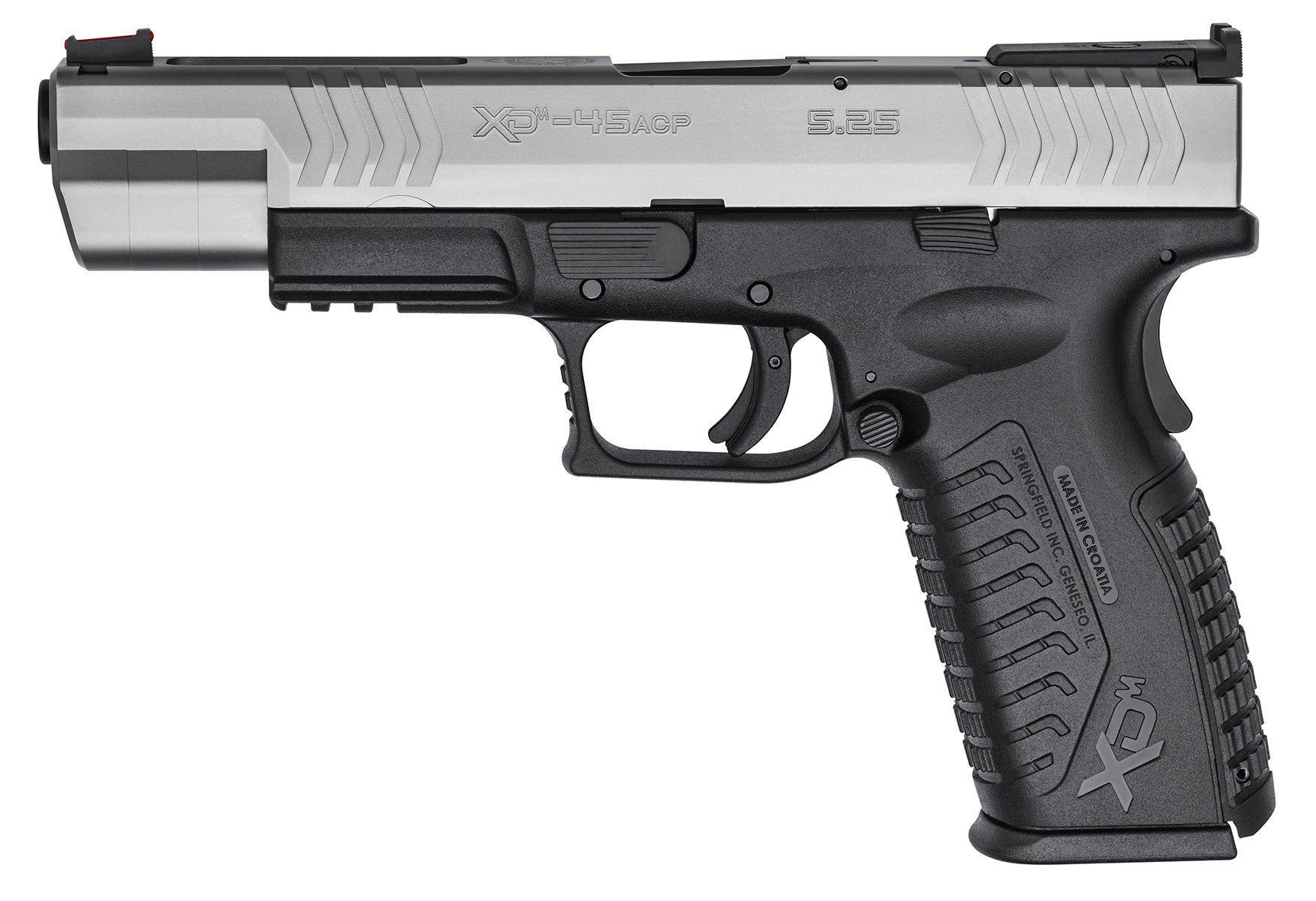 XD(M)® Competition Series .45ACP Handgun | Polymer Pistols