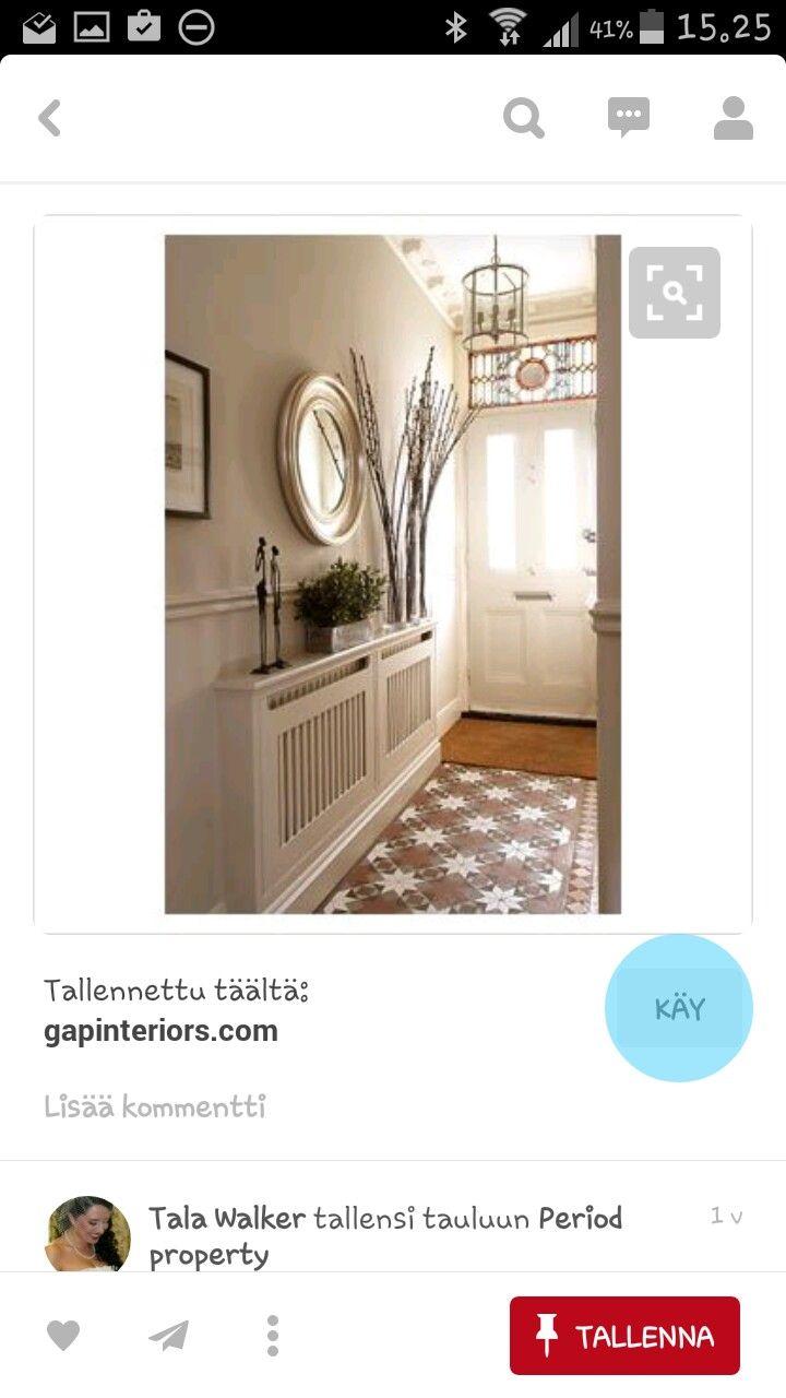 Narrow hallway decor  Pin by koo on suvius grand desine  Pinterest
