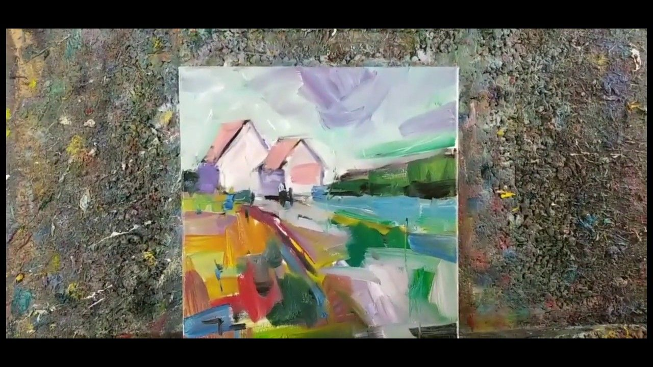 Loose Brush Style Impressionism Demo Oil Painting Artist Jose Trujillo Youtube Artist Painting Oil Painting Impressionism