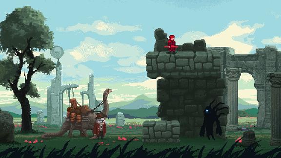 Warlocks - 2D pixel art action/RPG brawler [KICKSTARTER ...