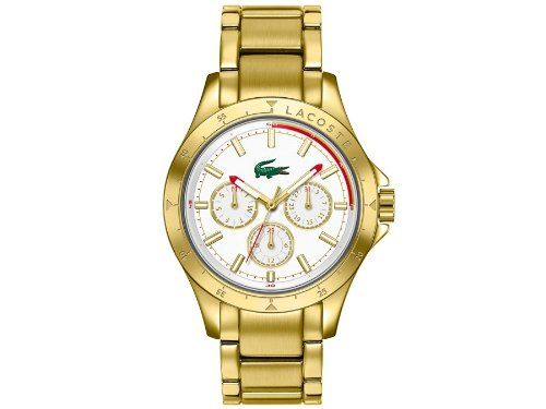 nowy wygląd nowe promocje gorący produkt Pin by Joan Hodge on WATCHES | Watches, Chronograph, Lacoste
