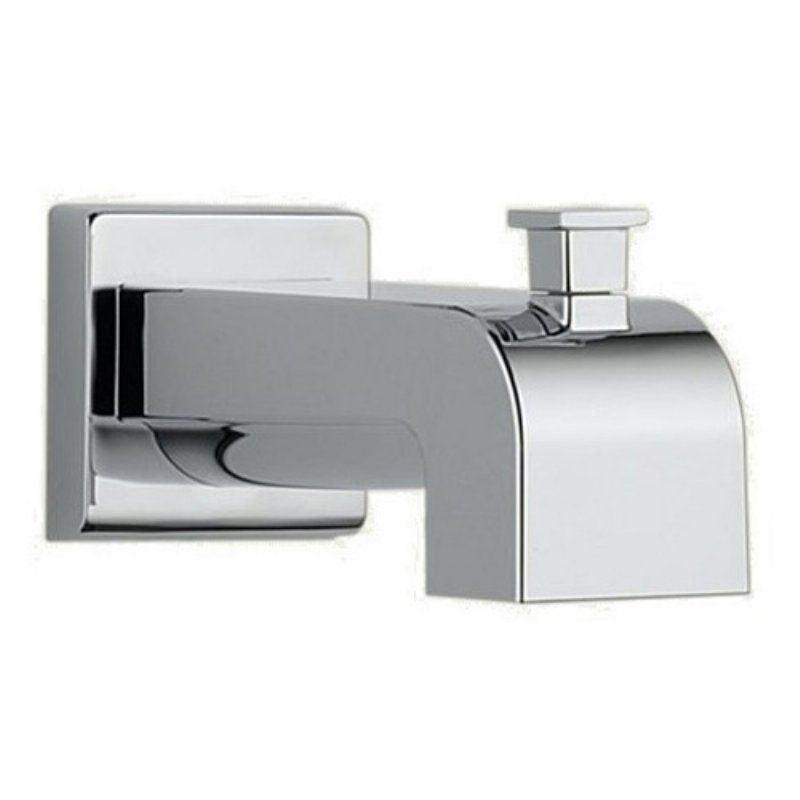 Delta Arzo Rp53419 7 13 In Pull Up Diverter Tub Spout Chrome