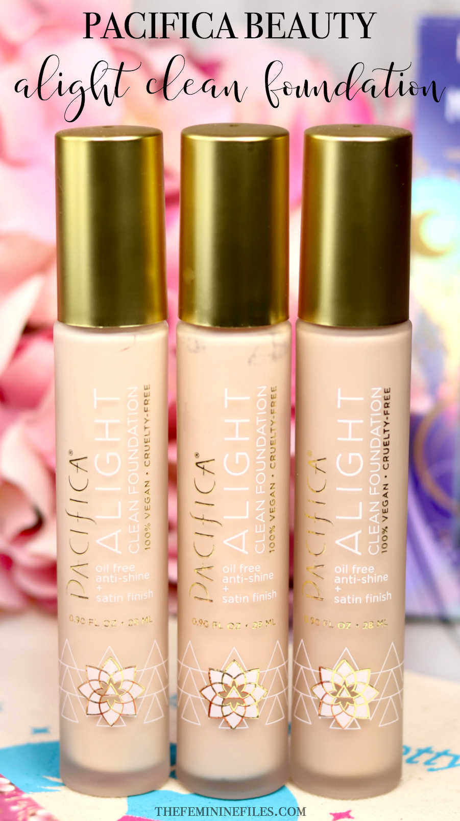 Pacifica Alight Clean Foundation Pacifica makeup