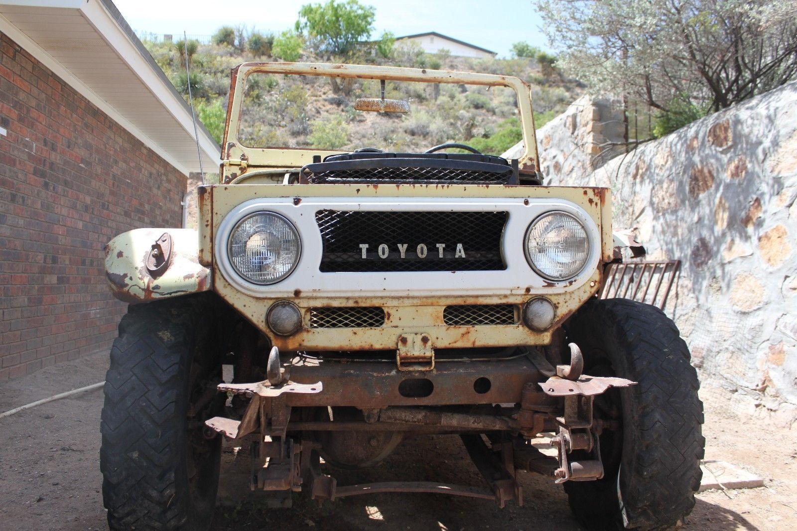 1967 toyota land cruiser fj40 pinterest land cruiser toyota rh pinterest com