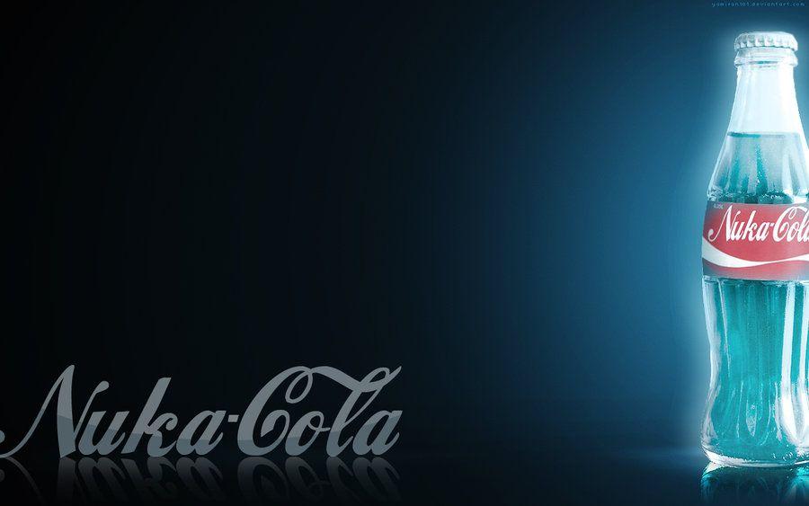 Nuka Cola Wallpaper By B E T T I E On Deviantart Nice