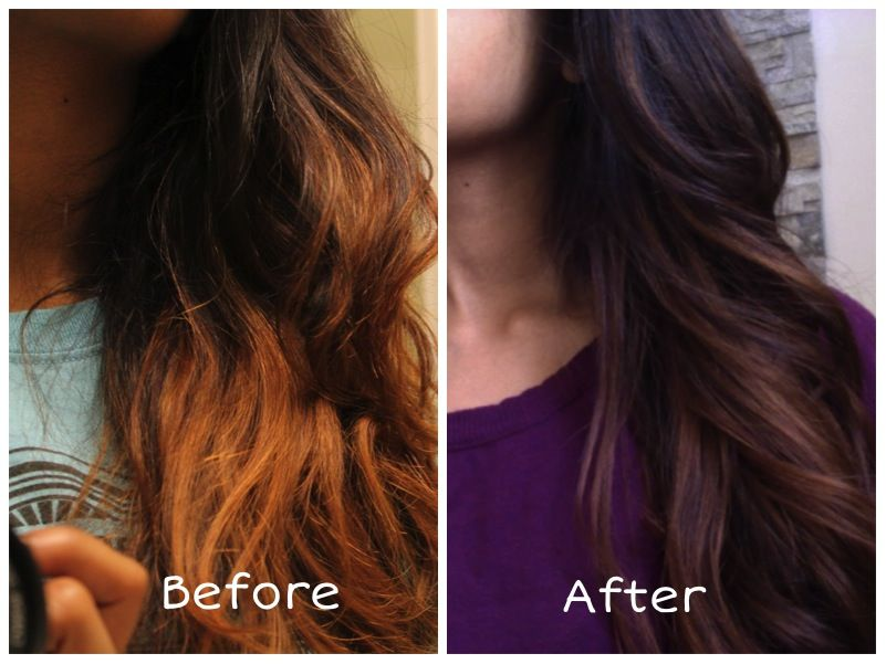 Before After Lush Henna Caca Marron Hair Henna Hair Hair Henna