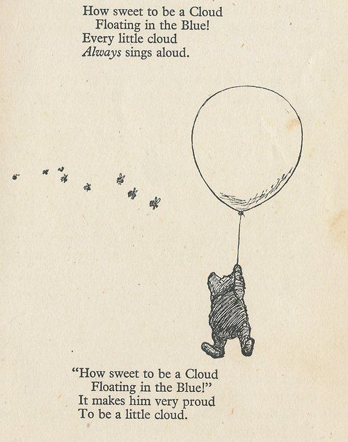 Winnie The Pooh A A Milne Pooh Quotes Disney Quotes Luck Quotes