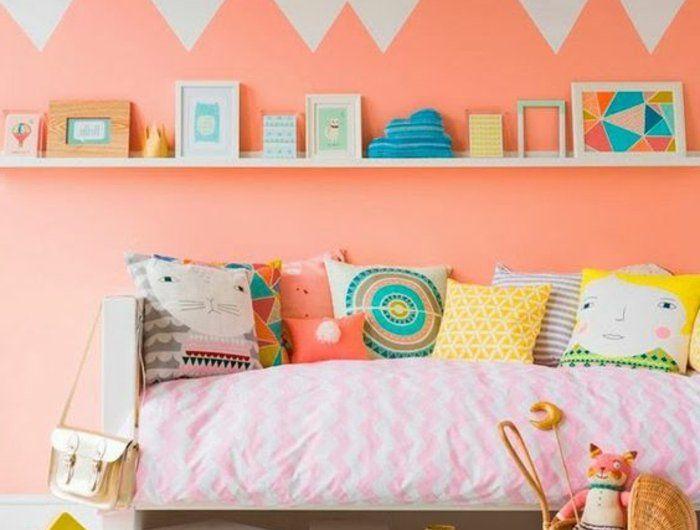 1001+ idées de décoration avec la couleur corail + les bonnes ...