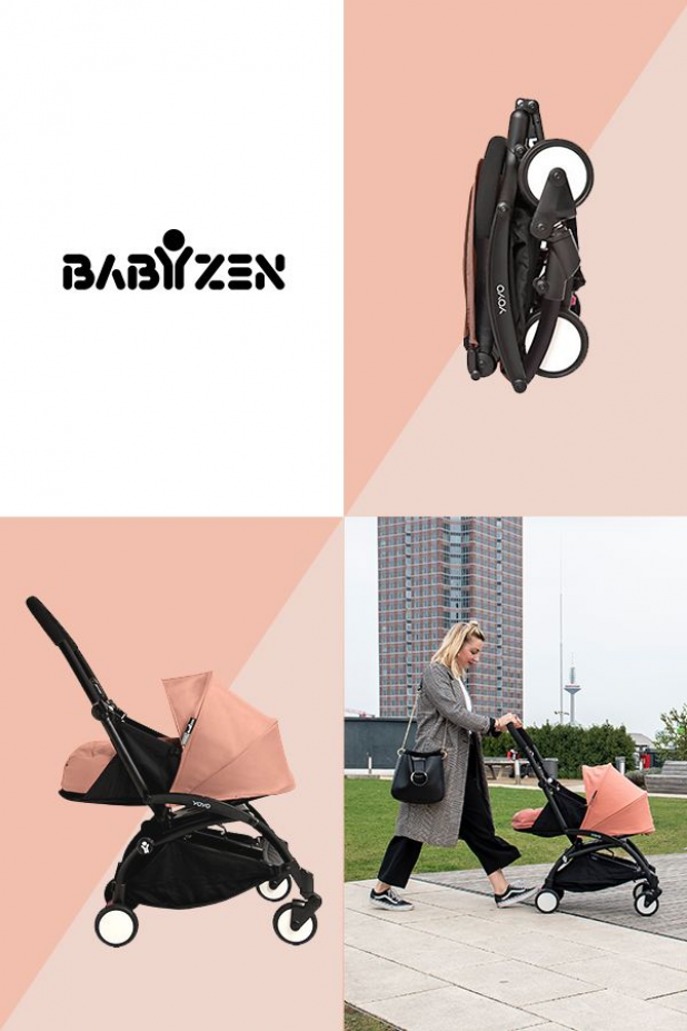Yoyo der leichtgewicht Buggy von Babyzen buggy stroller