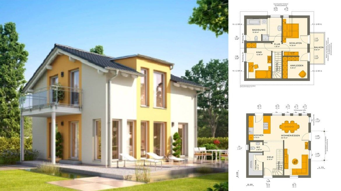 3 Bedrooms Single Family House Plan 8x8 Home Planssearch Family House Plans House Plans Family House