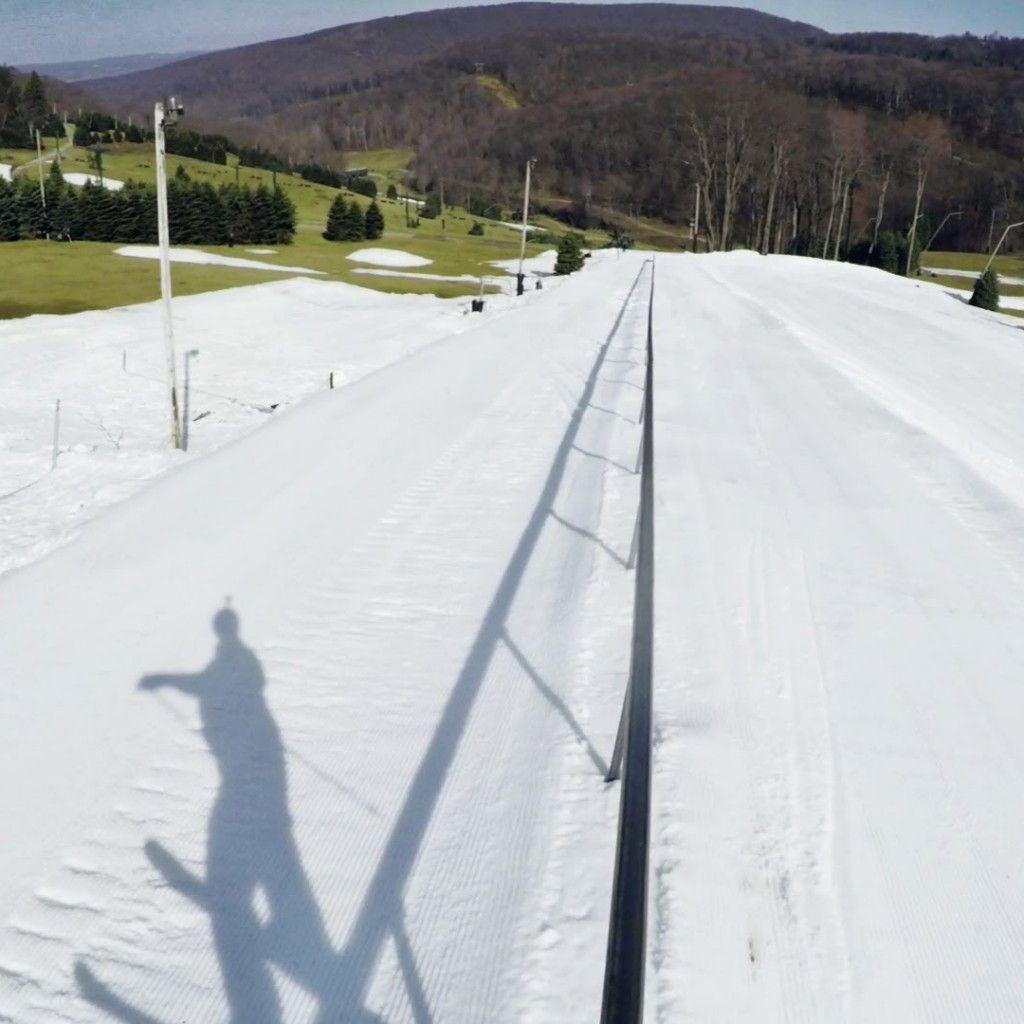 Tom Wallisc: Der weltweit längste Rail Slide