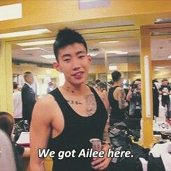Jay Park And Ailee