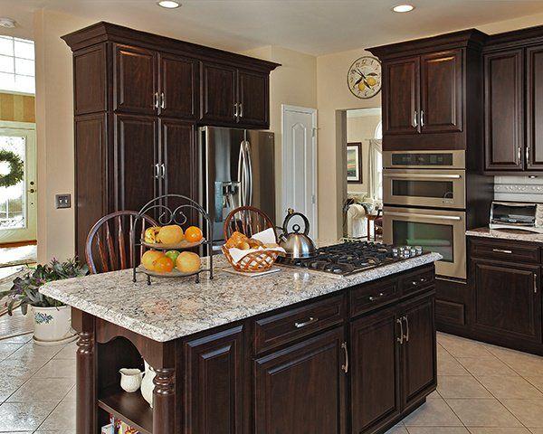 remodeled kitchens gallery kitchen magic home depot kitchen rh pinterest com