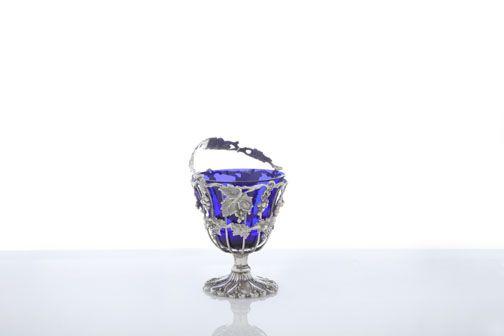 silver candy jar, #antique silver.  http://mfantiquesilver.com/