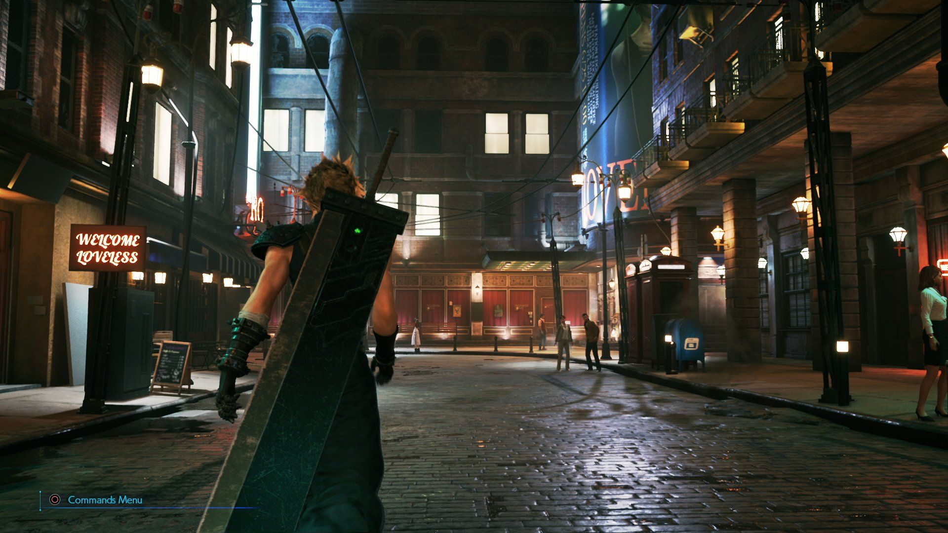 Final Fantasy Vii Remake New Detailed Screenshots Final