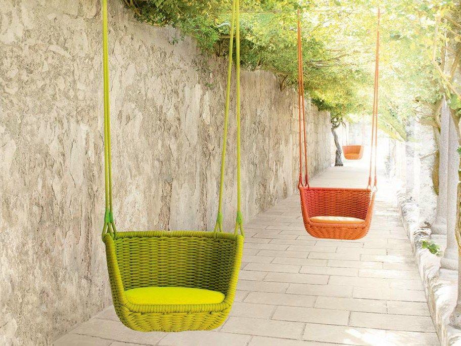 Garten Hängesessel ADAGIO By Paola Lenti Design Francesco Rota