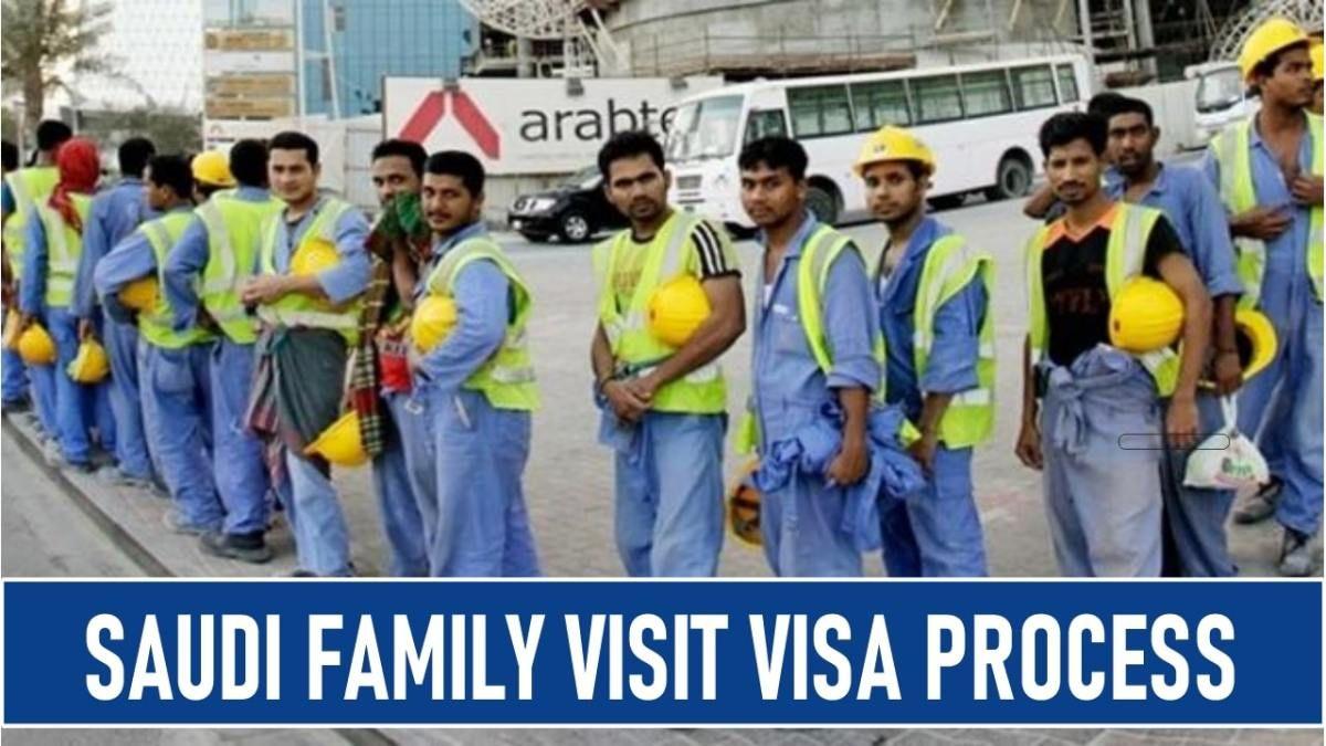 New Procedure To Apply For Saudi Arabia Family Visit Visa